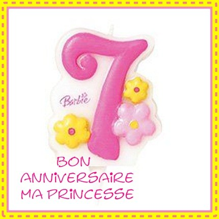 anniversaire 7 ans fille rk42 montrealeast. Black Bedroom Furniture Sets. Home Design Ideas