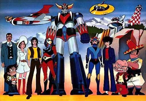 Dessins animes goldorak - Image goldorak ...