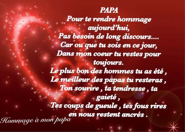 A Toi Papa