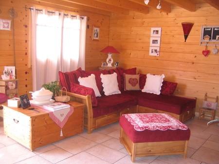Ambiance chalet - Decoration chalet interieur ...