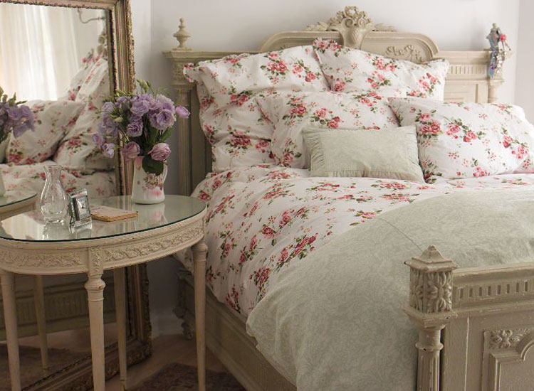 Chambre style shabby for Chambre style shabby