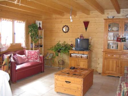 ambiance chalet. Black Bedroom Furniture Sets. Home Design Ideas