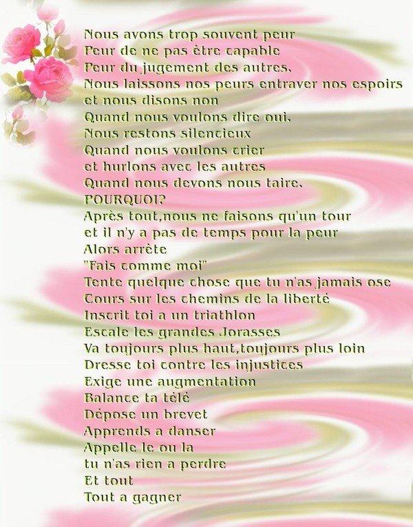 Populaire Poèmes divers. HC68